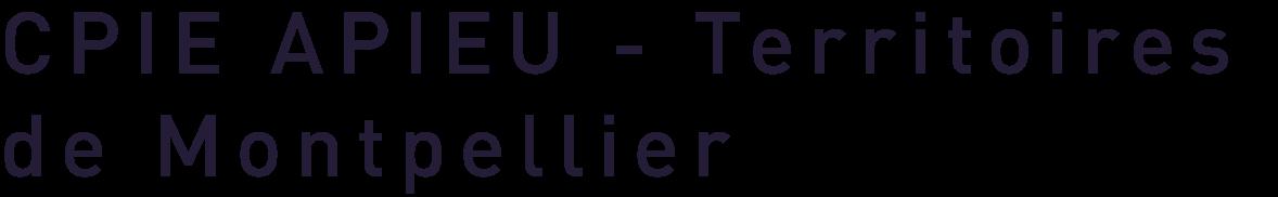 CPIE APIEU - Territoires de Montpellier